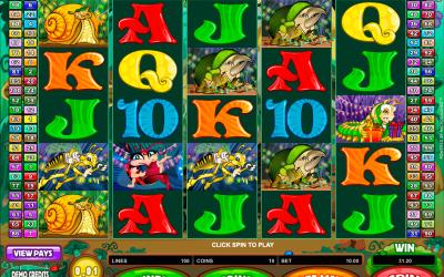 Joy of Cashapillar Slot Machine